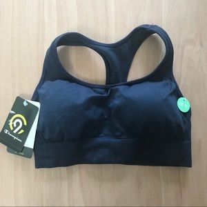 C9 Champion Sports Bra Blue XS Medium Support